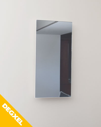 infrared mirror heater