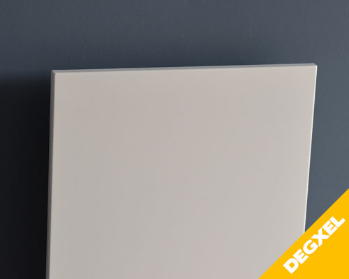 White Classic Extra Flat Panel Heater