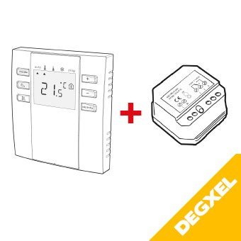 Wireless control pack DEGXEL