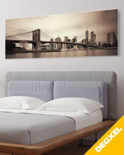 Decorative Electric Heater new york 160 cm panoramique F-HG72090610
