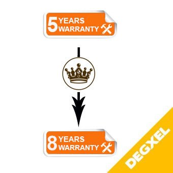 DEGEXTGAR3 : 3 years warranty extension