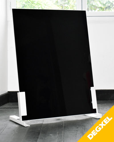 Free standing mobile infrared heater DEGXEL