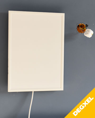 electric infrared panel heater
